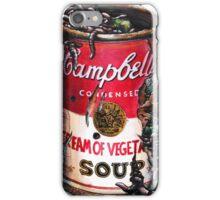 Cream of Vegetable iPhone Case/Skin