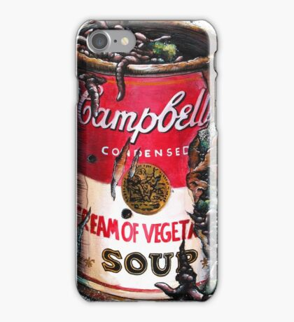 Cream of Vegetable iPhone Case/Skin