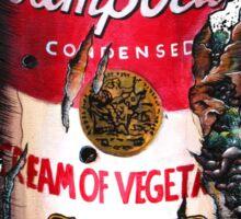 Cream of Vegetable Sticker