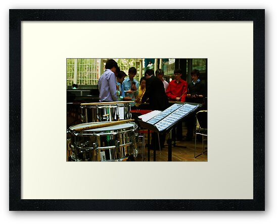 Percussion Ensemble by shakey123