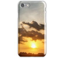 A Concord Setting iPhone Case/Skin