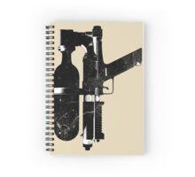 Water-Gun Spiral Notebook