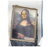 moaning lisa Poster