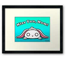 Happy Mother's Day! (Frothie) Framed Print