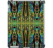 Tribal patterns, fractal abstract iPad Case/Skin