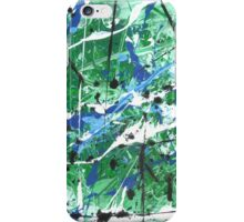 Palette Knife Series 17 iPhone Case/Skin