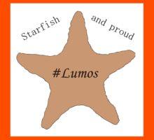 Tessa Netting- Starfish and proud/Lumos Kids Clothes