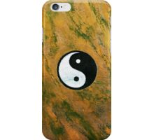 Yin Yang Stone iPhone Case/Skin