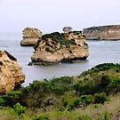 Bay of Islands -  along Great Ocean Road. Vic. by EdsMum
