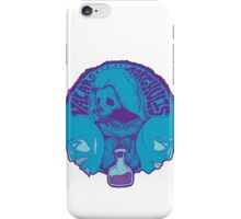 Valar Morghulis - Groovy Blue iPhone Case/Skin
