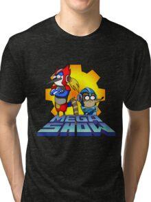 Mega Show Tri-blend T-Shirt