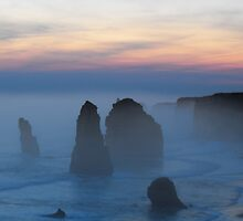 The Twelve Apostles by Matthew Walmsley-Sims