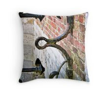 Brugge ~ Delight! Throw Pillow