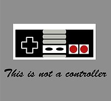 This is not a controller by Gevork Sherbetchyan