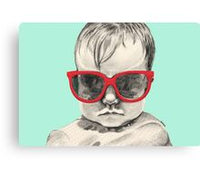 Cool Baby Canvas Print