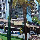 Anzac Square by GaffaUK