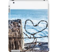 TO THE HEART OF IT iPad Case/Skin