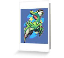 VIRIZION Greeting Card