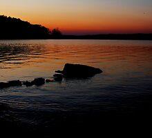 Beaver Lake - Arkansas by Srinivas Dommety