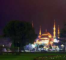 "Sultanahmet camii o ""Moschea Blu"" by mmarco1954"