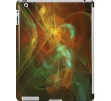 Alien Code 2 iPad Case/Skin