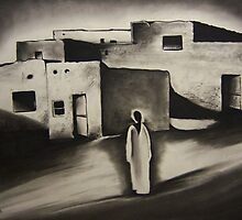 Nubian Village by Mitch Adams
