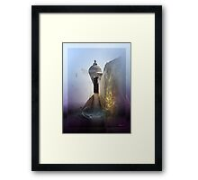Celestial Sentrybox Framed Print