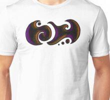 James / جيامز (purple & gold) Unisex T-Shirt
