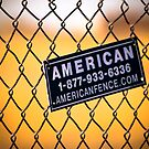 American Fence by Kory Trapane