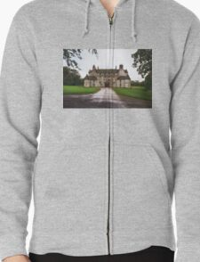 Leith Hall Facade - (Huntly, Aberdeenshire, Scotland) T-Shirt