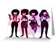 Garnet - Alternate Regenerations Greeting Card