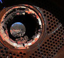 Eye of Destruction by Peter Baglia