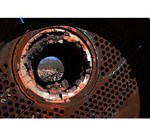 Eye of Destruction Photographic Print
