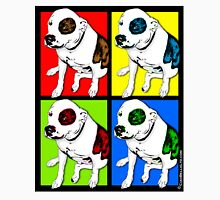 Colorful Pop Art Pit Bull T-Shirt