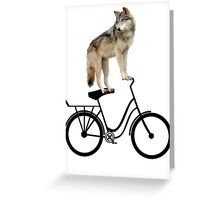 Animal Greeting Card