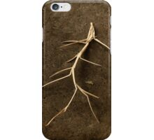 Supine iPhone Case/Skin
