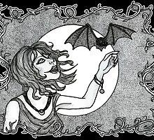 One Silver Night by BettyRocksteady