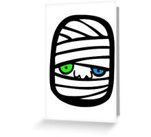 Mummy Greeting Card