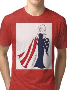 Patriotic philoSophie's Tri-blend T-Shirt