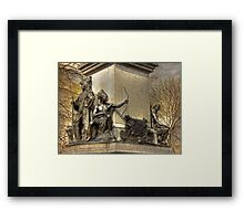 First Nations/Six Nations Framed Print