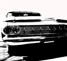 Chevy Impala by TheRoacH