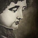 "Vintage Woman ""Memories"" by Mitch Adams"
