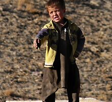Boy (Afghanistan) by Antanas