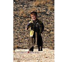 Boy (Afghanistan) Photographic Print