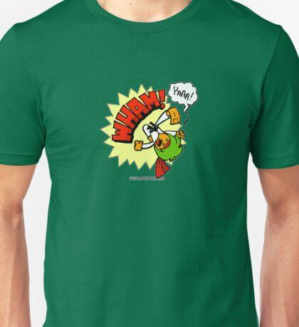 The Carrotty Kid: WHAM! Unisex T-Shirt