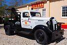 1936 Dodge Tow Truck by John Schneider