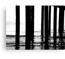 Sea Stilts Canvas Print