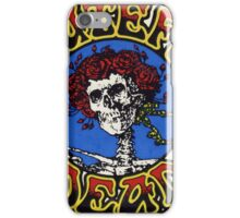 Grateful Dead Roses iPhone Case/Skin