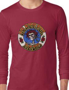 Grateful Dead Roses Long Sleeve T-Shirt