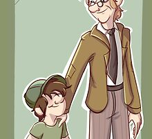 McGucket and Tate by immaplatypus